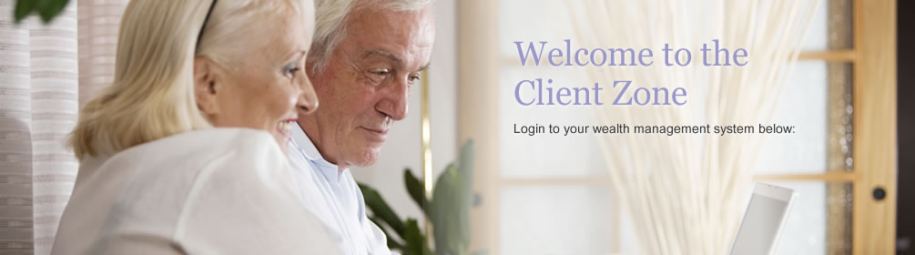 Welcome to the client zone